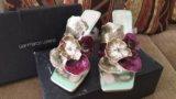 Дизайнерские туфли б/у. Фото 1.