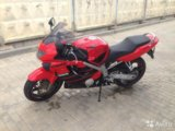 Honda cbr600f4. Фото 1.