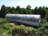 Емкость б/у 100м3 под пожарный водоем. Фото 2.