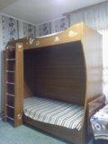 2х ярусная кровать. Фото 3.