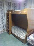 2х ярусная кровать. Фото 4.