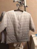 Курточка на осень-весну 46 размера. Фото 1.