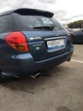 Subaru outback 2.0 at. 2004г. универсал. Фото 4.
