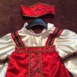 Платье русская крестьянка красавица напрокат. Фото 2.