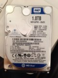 Жесткий диск wd 1.0tb. Фото 1.