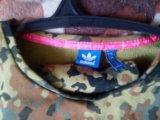 Костюм камуфляжный adidas,размер xs-s. Фото 1.
