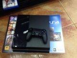 Sony ps4. Фото 1.