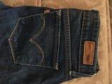 Levi's джинсы. Фото 1.