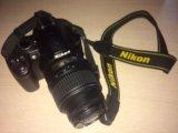 Nikon d3000. Фото 1.