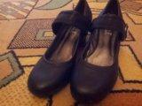Туфли на платформе. Фото 3.
