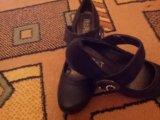 Туфли на платформе. Фото 2.