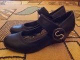 Туфли на платформе. Фото 4.