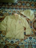 Куртка весна-осень примерно на 8-10 лет. Фото 1.