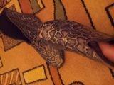 Полусапожки резиновые. Фото 3.