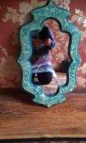 Зеркало ручной работы. Фото 1.