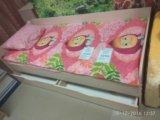 Кровать с ящиками. Фото 2.