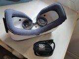 Очки виртуальной реальности gear vr. Фото 1.