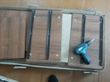 Сборка мебели. Фото 1.