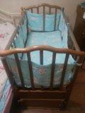 Детская кровать. Фото 3.