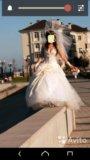Свадебное платье от анны богдан. Фото 2.