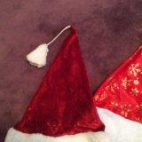 Новогодние колпаки шапки деда мороза. Фото 4.