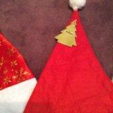Новогодние колпаки шапки деда мороза. Фото 2.