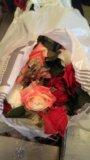 Искусственные цветы, лианы. Фото 1.