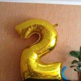 Цифра 2 или 5. Фото 1.