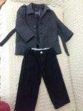 Пальто и штаны на весну. Фото 2.