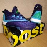 Новые кроссовки adidas crazylight boost 2.5 low. Фото 2.