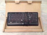 Клавиатура рабочая в идеальном состоянии. Фото 1.