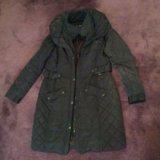 Тёплая куртка осень зима р. 50. Фото 1.