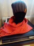 Длинный шарф. Фото 2.