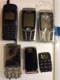 Телефоны на запчасти. Фото 4.