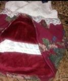 Платье детское ( теплое с начесом). Фото 2.