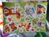 Детские наклейки, дизайн. Фото 2.