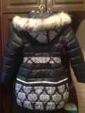 Куртка для девочки (зима). Фото 1.