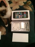 Iphone 5s space gray 16gb. Фото 3.