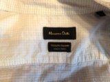 Рубашка massimo dutti. Фото 3.