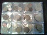 Коллекция монет. Фото 1.