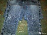 Итальянские джинсы новые. Фото 3.