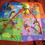 Развивающий музыкальный коврик тинни лав. Фото 1.