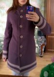 Пальто осеннее 🍁🍂. Фото 1.