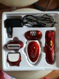 Эпилятор с насадками. Фото 1.