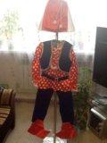 Новогодний костюм гномика. Фото 1.