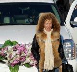 Куртка зимняя кожаная(натур) женская с мехом лисы. Фото 4.