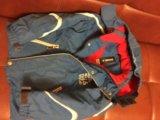 Комплект осенний brugi (комбинезон, куртка, шапка). Фото 2.