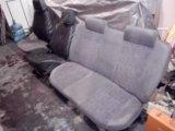Сидение на дэу нексия. Фото 1.