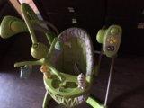 Электронные качели graco. Фото 2.