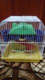Клетка для джунгарика хомячка. Фото 2.